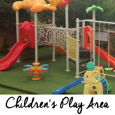 4 Seasons Garden Centre - Kids Play Area